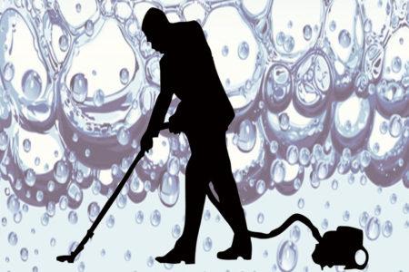 年末の大掃除はもうお済みですか?